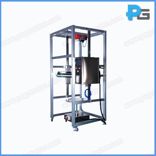 IEC60529 drip box waterproof test rig for IPX1 and IPX2 testing