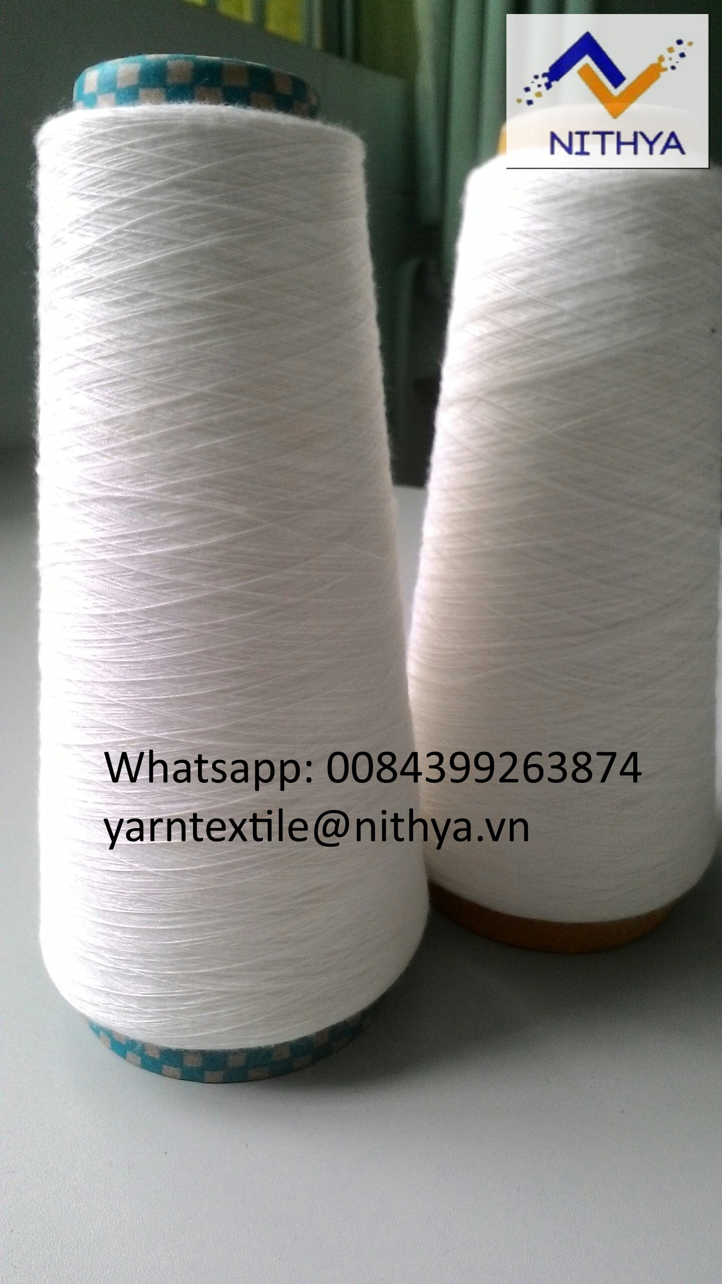 Selling 100% Polyester Yarn - Competitive Price