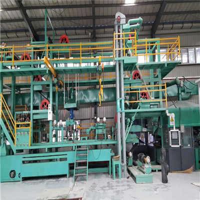 SBS/APP Bitumen Waterproof Membrane Production Line