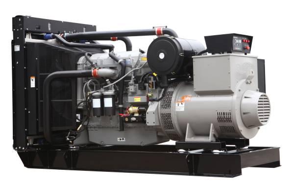 60HZ Perkins Open Type Diesel Generator Set