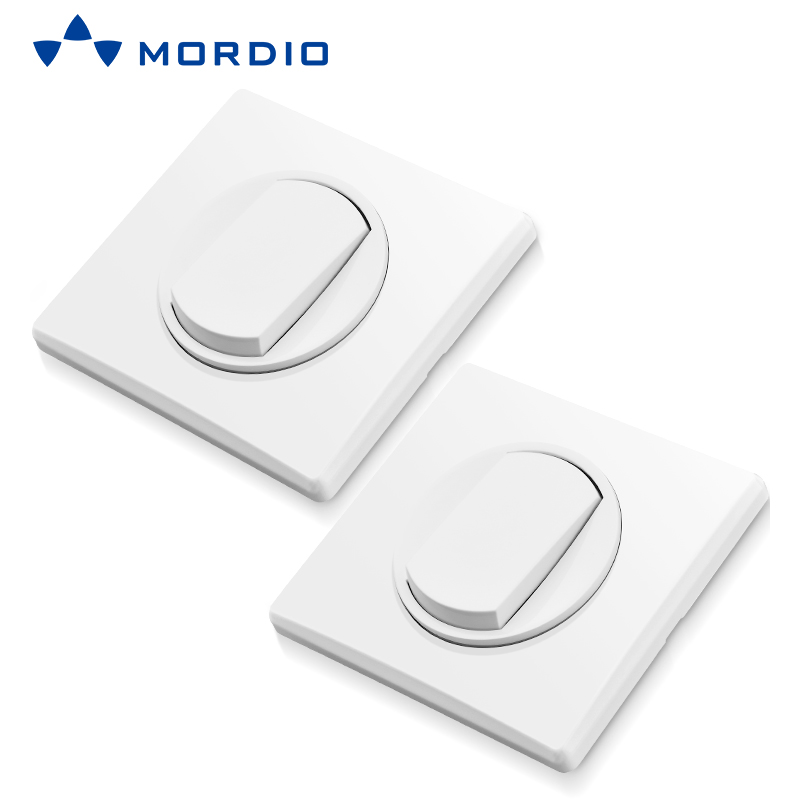 K500 Euro and UK standard Auto Connection 16A Schuko/French MF Socket with 1/2 gang Light Switch 250