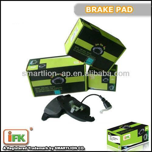 Brake pads for Mercedes/BMW/Audi