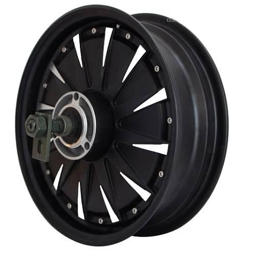 12inch 5000W V3 Electric Wheel Hub Motor