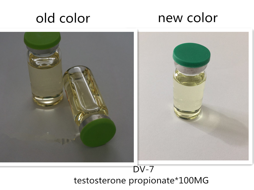 Testosterone Propionate Oilbase Injection (100mg/Ml,10ml/Bottle)