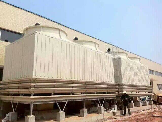 countercurrent cooling towers,