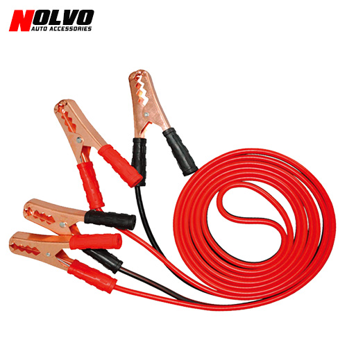 200Amp 10GA Auto Battery Booster Cable Jumper Cables