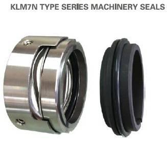 M7N mechanical shaft seal/single face seal
