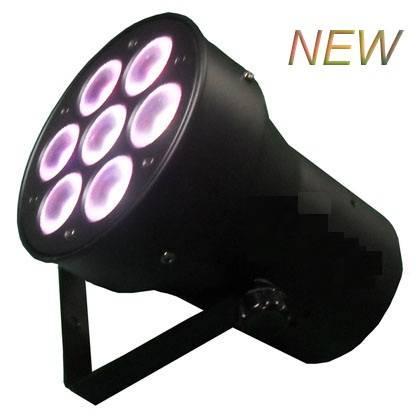 LED Mini Par 7x10W 4IN1