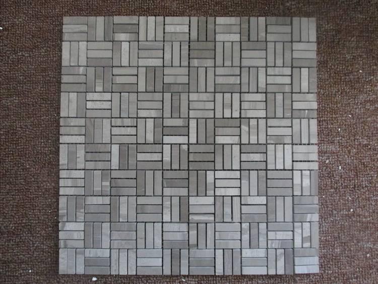 Emperador Dark Marble Mosaic