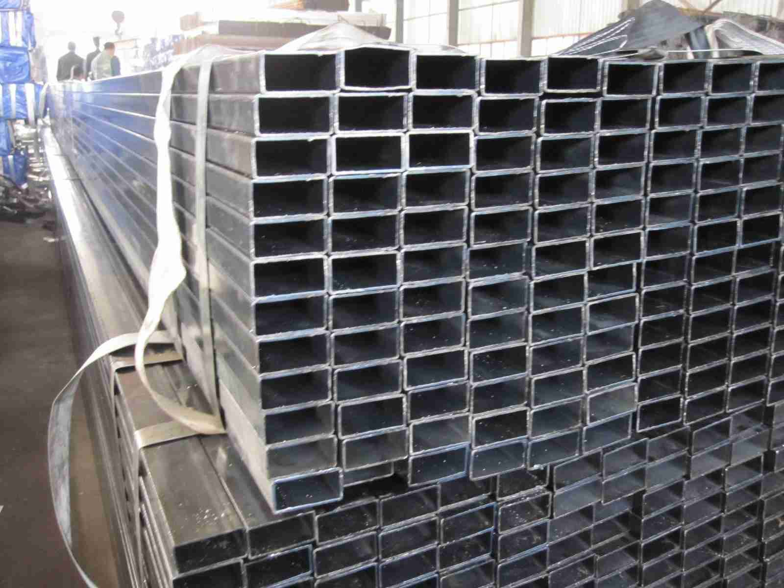 Rectangular Steel Pipe - Rectangular Tube
