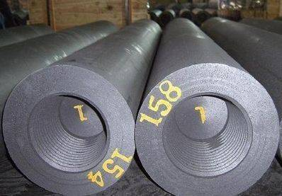 Steel factory HP graphite electrode