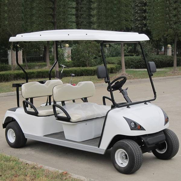 battery power 4 seater golf cart