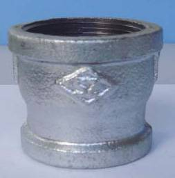 Malleable iron pipe fitting -socket reducing