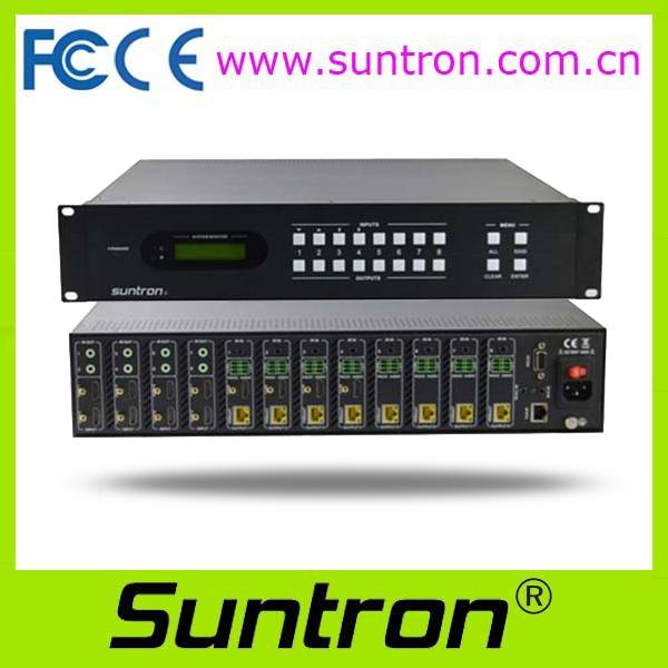 Suntron HDMI0808TP HD Matrix Switcher