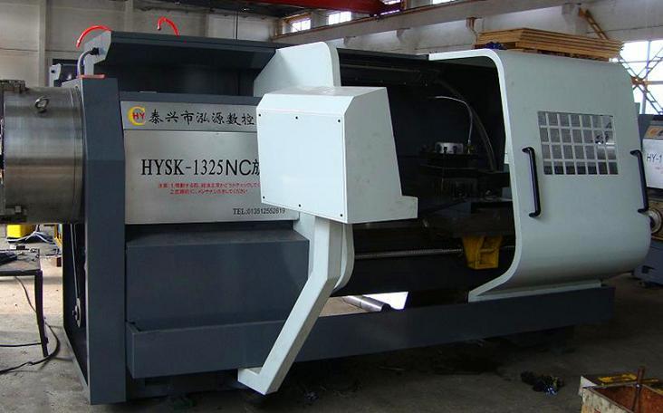 HYSK-1325 CNC pipe threading machine