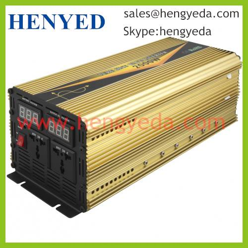 2000W off-grid high frequency Pure Sine Wave Solar power Inverter(HYD-2000P)