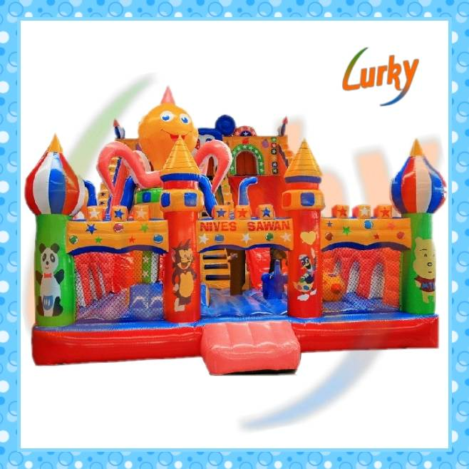 Hot-selling jumping castles inflatable party rentals