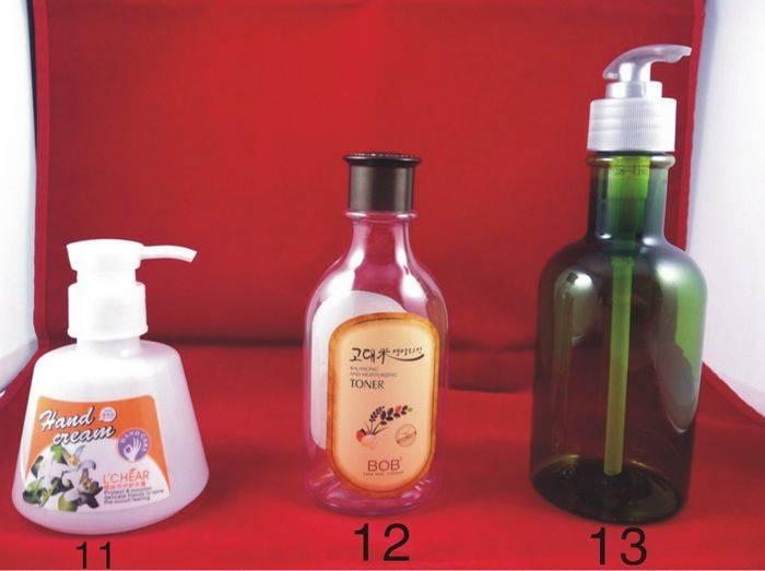 cosmetic  packaging bottle
