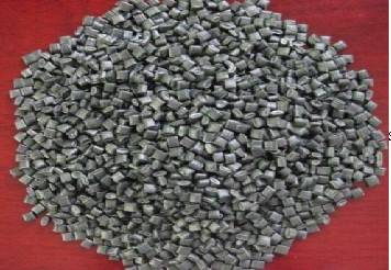 recycled  reprocessed plastic materials HDPE resin granules  Injection Molding Grade