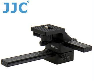 JJC Latest Top Quality hot selling camera slider for macro photography