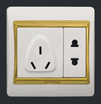 Wall Sockets with Switch