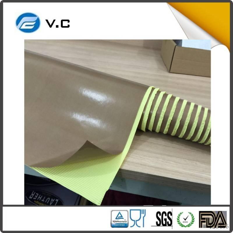 Free sample Hot Sale Self adhesive High temp teflon fiberglass cloth tape With ISO SGS Certification