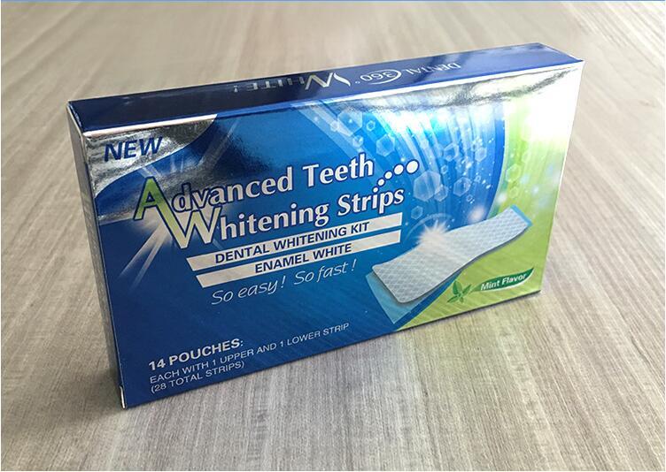 Teeth Whitening Strips Teeth Bleaching Strips Whitestrips Whitening Dental Kit