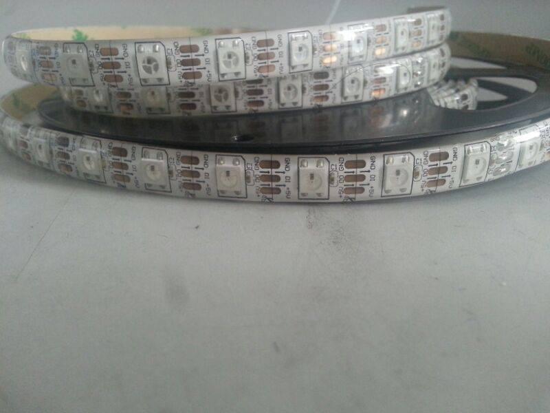 DC5V White PCB Waterproof IP68 Silicon Tube+Coating