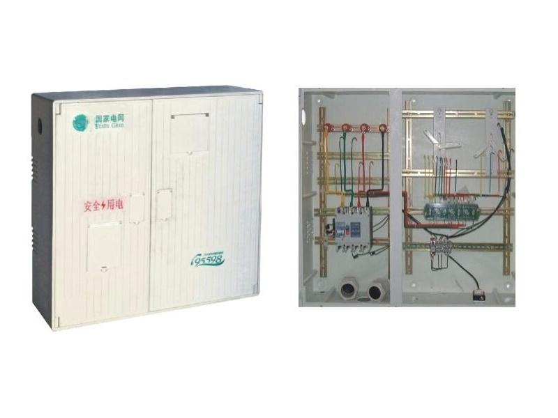 930 x865x250mm smc bmc low voltage meter box with uv radiation