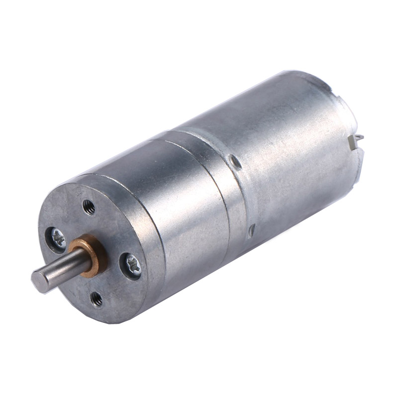 High Torque 12V 370 PMDC Geared Motor with Low Speed