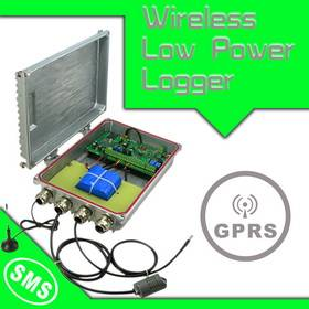 Low Power Temperature Data Logger