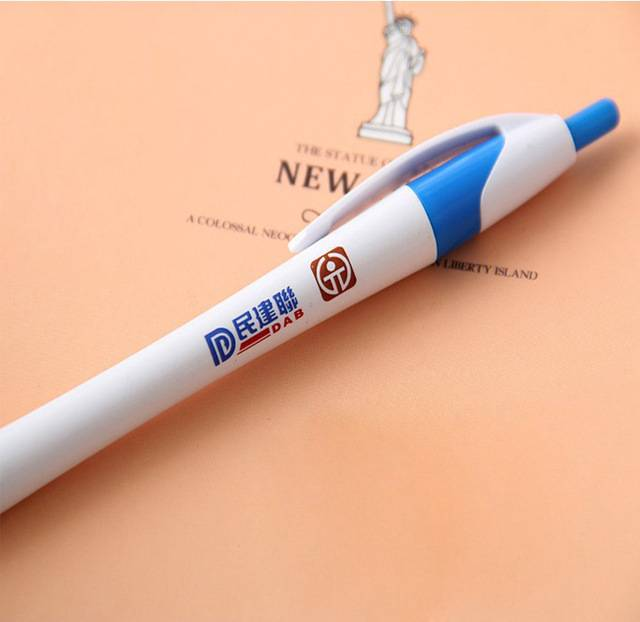 wholesale ballpoint pen office supplies advertisement pen can be customized printing logo
