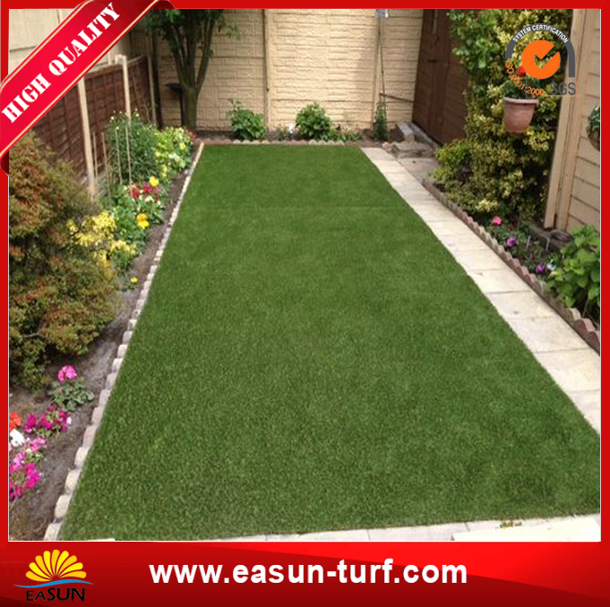 Plastic Artificial Grass Turf with Experienced Factory-MY