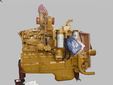 shantui bulldozer cummins engine NT855-C280
