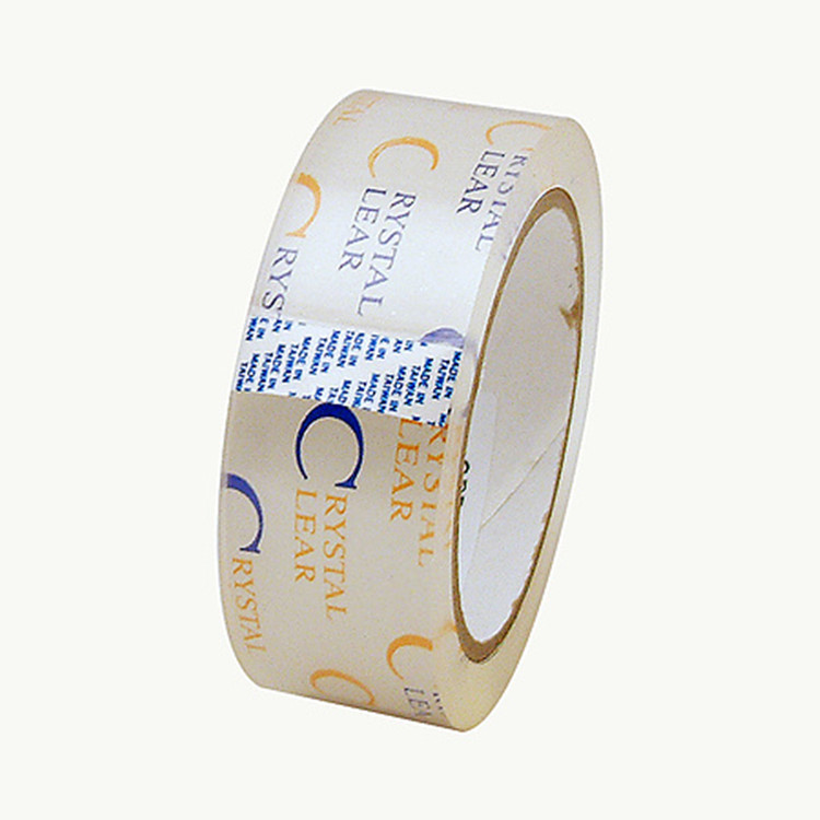 Bopp Material Low Noise Crystal Clear Packing Tape