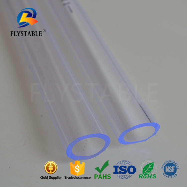 Transparent PVC clear level hose