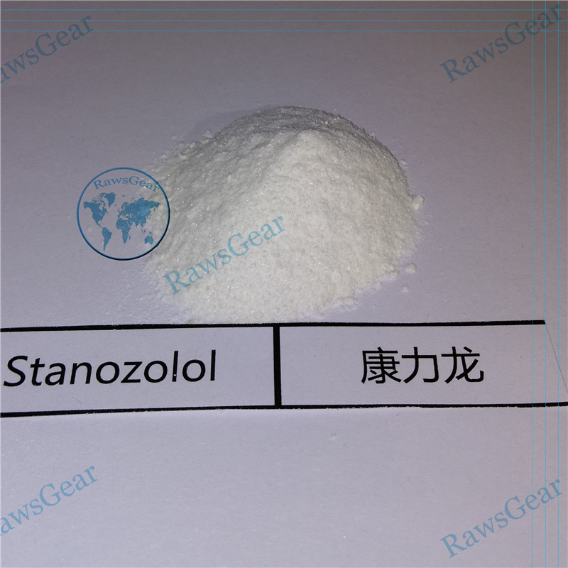99.10% Raw Powder Stanozolol (Winstrol) CAS 10418-03-8
