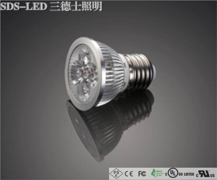 3W LED spotlight SMD2835 warm white dimmable LED spot bulb