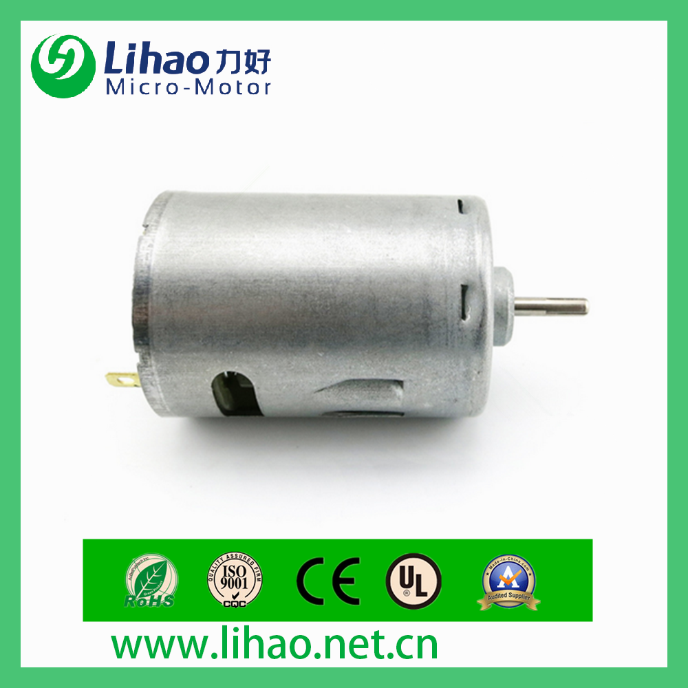 HRS-540SA micro motor for vacuum cleaner