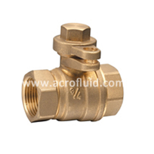 lockable ball valve ABV104006