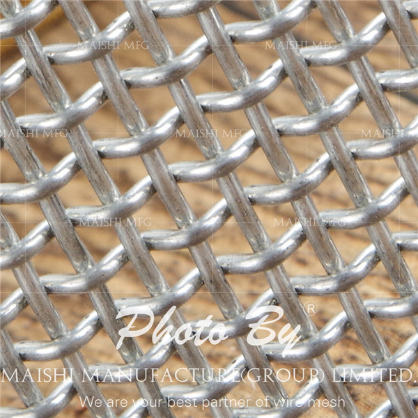 Plain Weave / Twill Weave / Dutch Weave Stainless Steel Wire Mesh