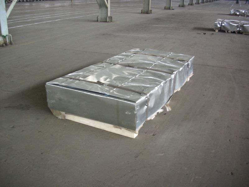 AZ 120 galvalume steel sheet