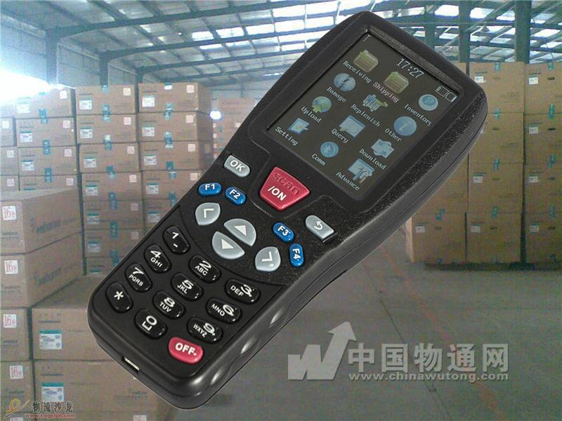 Wireless Handheld Barcode Data Collector (OBM-767)