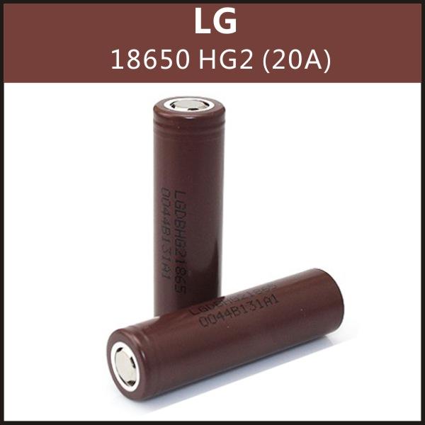 wholesale 18650 original battery 3000mah 3.7v li-ion rechargeable 18650 35a vape battery lg hg2