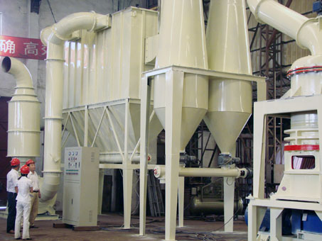 30-3000 Mesh HGM Series Micro Powder Betonite Mill for Sale