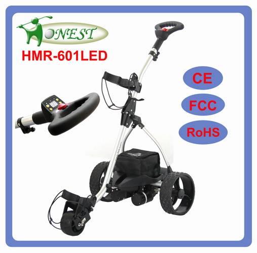 Wireless Eletric Remote Control Golf Cart HMR-601LED