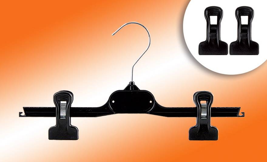 Skirts and Trousers Hangers - Plastic Hanger