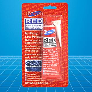 3+3 sealant Red adhesive (100g / piece) ycazw