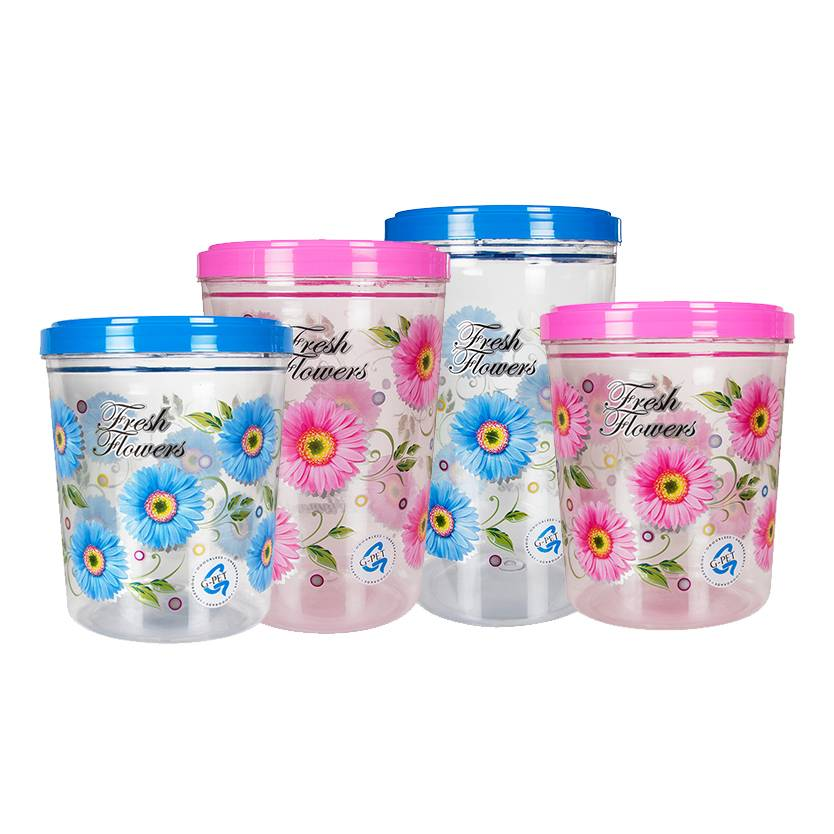 Jumbo Print Magic Containers