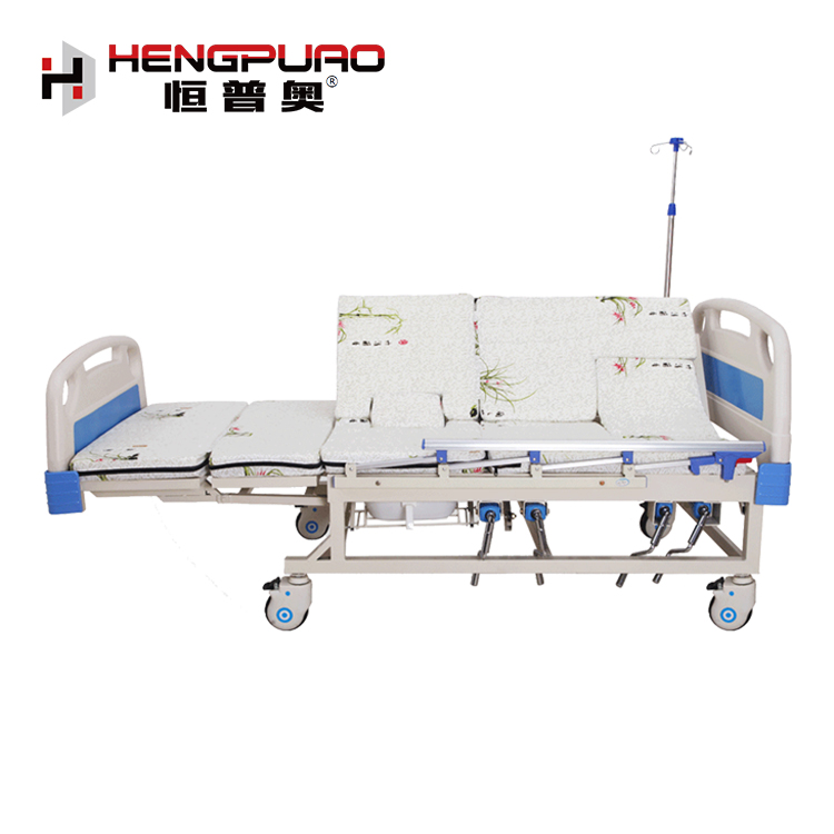 medical furniture elderly care home nursing bed for bedridden patients